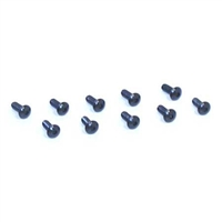 "Losi 4-40 x 5/16"" Button Head Screws (10)"