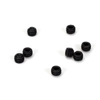 "Losi 8-32 x 1/8"" Cup Point Set Screws (8)"