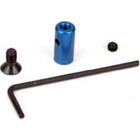 Losi 8B/8T/8T 2.0 RTR Tuned Pipe Mount And Hardware