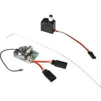 Losi Micro-T/B/DT 3 Wire Servo And Receiver Set
