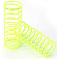 Losi LST2/Mega Baja Shock Springs, Yellow-7.4 Lb. Rate (2)