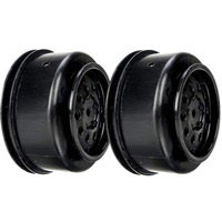 Losi Ten-SCTE 2.0 Rims, black (2)
