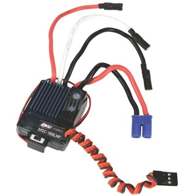 Losi MSC-18BL HP ESC for Mini 8ight and Others