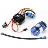 Losi 1/10th Xcelorin S Brushless Esc With 3.5T Motor