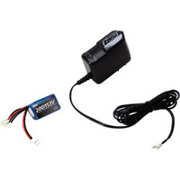 Losi Micro SCT Rally 11.1v 200mAh 3s Lipo Battery And Charger