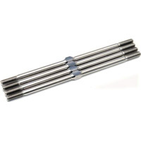 Lunsford Revo P2 Push Rods-4 x 106mm, Titanium (4)