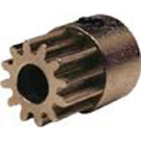 Novak 12t Steel .8 Mod Pinion Gear (32 Pitch) For 5mm Motor Shaft
