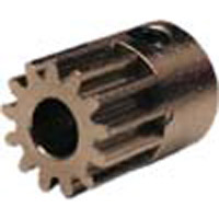 Novak 13t Steel .8 Mod Pinion Gear (32 Pitch) For 5mm Motor Shaft