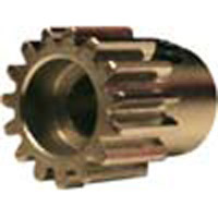 Novak 15T Steel .8 Mod Pinion Gear (32 Pitch) For 5mm Motor Shaft