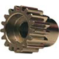 Novak 17t Steel .8 Mod Pinion Gear (32 Pitch) For 5mm Motor Shaft