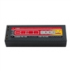 Orion Carbon Pro V-Max 7.6V 8000mAh 110C 2S LiPo Battery with 4mmTubes