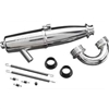 O.S. Engines Max T-2060sc Wn Speed Tuned Pipe Set For Max Vz-B V-Spec