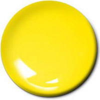 Pactra Paints Acryl Paint-Yellow For Use On Lexan Bodies