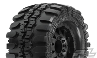 "Pro-Line Summit/E-Revo Interco TSL SX Super Swamper 3.8"" Tires on F-11 Rims (2)"