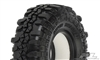 "Pro-Line 1.9"" TSL SX Super Swamper Crawler Tires, G8 compound with inserts (2)"