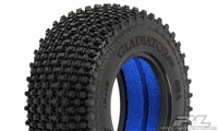 Pro-Line Gladiator SC M3 Soft Short Course Tires with Inserts (2)