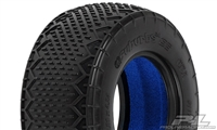 Pro-Line Suburbs SC 2.0 MX Blue Groove Short Course Tires with Inserts (2)
