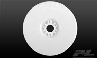 Pro-Line Velocity V2 1/8th Buggy Rims, white (4)