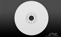 Pro-Line 1/8th Buggy Lightweight Velocity Rims, white (4)
