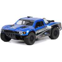 Pro-Line Flo-Tek Ford F150 Raptor SVT Clear Short Course Truck Body, requires painting