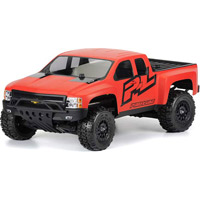 Pro-Line Slash Chevy Silverado HD Body, requires painting