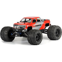 Pro-Line Chevy Silverado 2014 Clear Body for Summit, Revo 3.3, MGT, requires painting