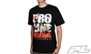 Pro-Line California T-Shirt, Black - Small