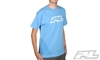 Pro-Line Treads T-Shirt, Light Blue - Large