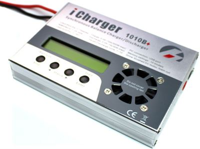 Protek R/C Icharger 1010b Lipo Dc Battery Charger