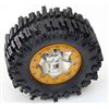 RC4WD Mud Slinger Narrow Crawler Tires For 40 Series Rims (2)