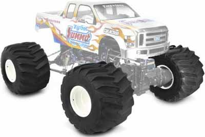 RC4WD B&H Monster Clod Crawler Tires For Clodbuster Size Rims (2)