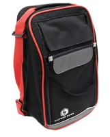 Racer's Edge Team Transmitter Bag, Silver Edition