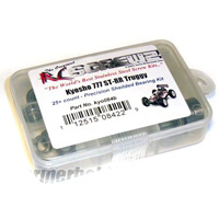 R/C Screwz Kyosho 777 ST-RR Metal Bearing Set