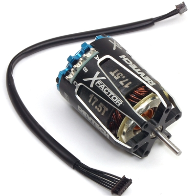 Revtech X-Factor 17.5T Spec Class Brushless Motor