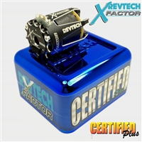 Revtech X-Factor 17.5T Certified Plus SPEC Off-Road RPM Brushless Motor