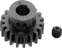 Robinson Racing Blackened 32 Pitch 19t Pinion Gear With 5mm Bore