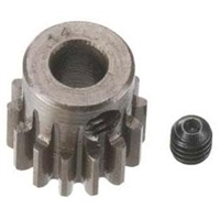Robinson Racing Hardened .8 Mod 14t Pinion Gear With 5mm Bore (32 Pitch)