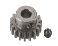 Robinson Racing Hardened .8 Mod 18t Pinion Gear With 5mm Bore (32 Pitch)