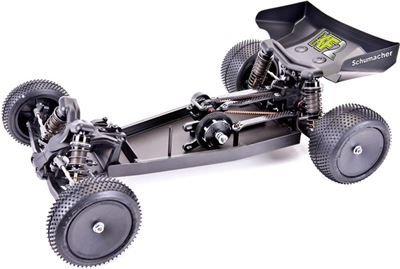 Schumacher Cougar KF2 Off-Road 2wd Pro Mid Motor Racing Buggy Kit