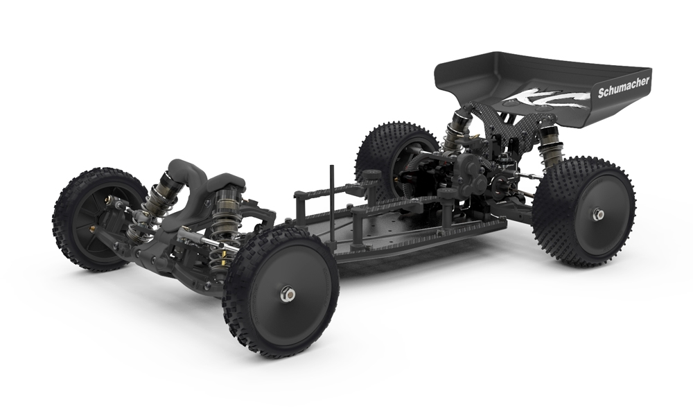Schumacher Cougar KC Off-Road 2wd Mid Motor Racing Buggy Kit