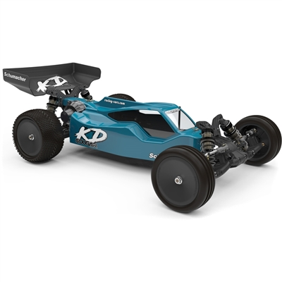 Schumacher Cougar KD Off-Road 2wd Mid Motor Racing Buggy Kit