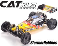 Schumacher CAT XLS Masami 4WD Off-road Buggy Kit