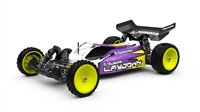 Schumacher Cougar Laydown Off-road 2WD Racing Buggy Kit