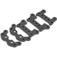 Schumacher Cougar Sv2 Link Mount Option Set 5, Carbon Fiber