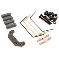 Schumacher Cat K2 Pro Front Roll Bar Kit