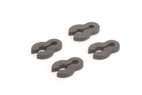 Schumacher Cougar KC/KD Quik Clips 2.4 x 1.5mm (pk4)