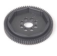 Schumacher 78T 48P Spur gear for 2/3/4 Plate Slipper