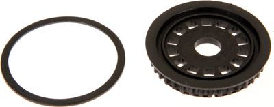 Serpent S411 Ball Diff Pulley, 38T