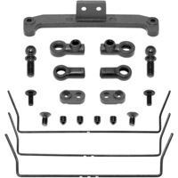 Serpent Spyder SRX-2 Anti-Roll Bar Set Front