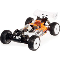 Serpent S811b Cobra 2.0 Off-Road 1/8 Nitro Buggy Kit
